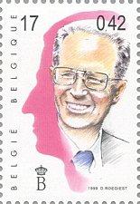 Buy Belgique 1999 Belgie 1v Stamp King BaudouinJourney through the 20th century