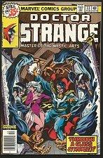 Buy Dr. Strange #33 SUTTON-NEBRES Marvel Comics 1979 VERY FINE range F. BrunnerCover