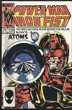 Buy Power Man and Iron Fist #107 Marvel Comics 1984 FINE+/VF range