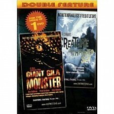Buy Giant Gila Monster & Creature from the Haunted Sea DVD Don SULLIVAN Lisa SIMONE