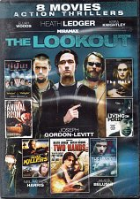 Buy 8movie DVD The HOLE,The LOOKOUT,FACULTY,Animal Room,Road Killers,Living in Peril