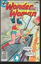 Buy WONDER WOMAN #258 VF- or better DC Comics 1979