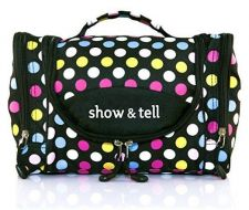 Buy Cosmetic Bag MakeUp Organizer Hanging Toiletry Pouch Case Storage Travel Women