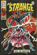 Buy Dr. Strange #177 Gene Colan / Roy Thomas / Palmer FINE range 1977