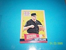 Buy 2013 Hometown Heroes States #24 matt williams arizona mint free shipping