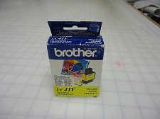 Buy LC41Y BROTHER yellow color ink jet Printer MFC 5440CN 5840CN 3340CN 620CN 420CN