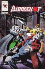 """Buy Valiant Comic """"Bloodshot"""" No.3 FREE SHIPPING"""