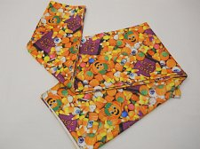 Buy SIZE L Women Ankle Leggings HALLOWEEN Candy NO BOUNDARIES Seamless Inseam 27