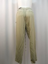 Buy PLUS SIZE 3X Casual Pants STYLE&CO Eucalyptus Green Relaxed Hips Slim Legs