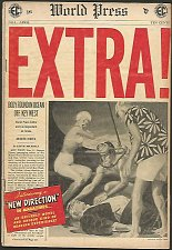 Buy EXTRA #1 EC COMICS 1955 -- 1st Print & series VG/Fine- range