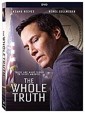 Buy The Whole Truth DVD Keanu REEVES Renee ZELLWEGER Jim BELUSHI Gabriel BASSO
