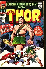 Buy JOURNEY INTO MYSTERY with THOR #159 JACK KIRBY STAN LEE Marvel Comics 1968 hot!