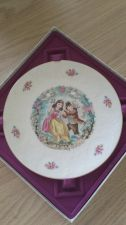 Buy ROYAL DOULTON 1979 VALENTINES DAY PLATE