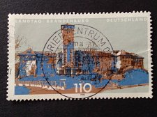 Buy Germany 1 v used stamp 1998 Michel 1977 State diet of Brandenburg, Potsdam