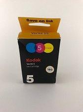 Buy KODAK 5 tri color ink jet VERITE 55 wireless all in one ECO printer copy scan