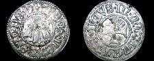 Buy 1511 German States Stralsund 1 Schilling World Silver Coin
