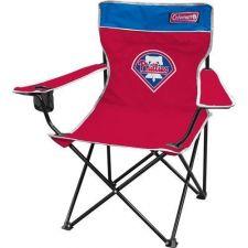 Buy MLB Philadelphia Phillies Broadband Quad Chair by Coleman