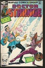 Buy Dr. Strange #48 Marvel Comics Claremont, GENE COLAN, Green 1981 VG+