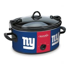 Buy New York Giants NFL Crock Pot Cook And Carry Slow Cooker 6 Quart