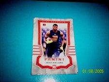 Buy 2017 PANINI FOOTBALL CARD OF ROOKIE JOSH MALONE BENGALS #197 free shipping