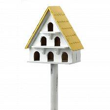 Buy 13776U - Cape Cod Decorative MDF Wood Birdhouse Condo
