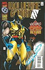 Buy WOLVERINE GAMBIT #4 Marvel Comics 1st print 1995 slick nice logo