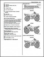 Buy 2008-2009 Suzuki LT-F400 , LT-A400 KingQuad / Eiger 400 Service Manual on a CD