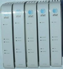 Buy x5 - AT T 2WIRE 2701HG B Gateway WIRELESS modem ROUTER DSL WiFi ethernet 4port