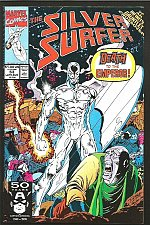 Buy Silver Surfer 53 INFINITY GAUNTLET CROSSOVER NM-1stPrint GUARDIANS OF THE GALAXY