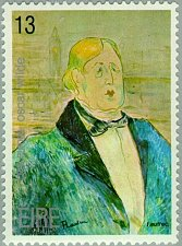 Buy Ireland 1980 1v mnh Stamp Europa C.E.P.T.980 Personalities Oscar Wilde Mi418