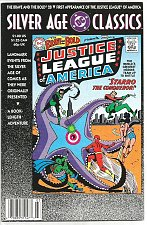 Buy 1st JLA JUSTICE LEAGUE OF AMERICA Brave & Bold #28 DC Silver Age Classics 1992