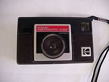 Buy Vintage Kodak Instamatic X-15f 126 Camera w/strap