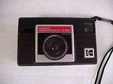Buy Vintage Kodak Instamatic X-15f 126 Camera w/strap