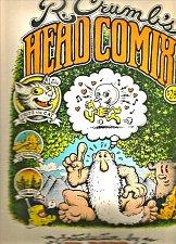 Buy R. Crumbs HEAD COMIX VERY LARGE Robert CRUMB Underground Comics