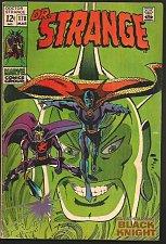 Buy Dr. Strange #178 Gene Colan/RoyThomas/Palmer FINE Marvel Comics 1969 1st Print