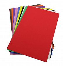 Buy Craft Foam Sheets--12 x 18 Inches -Asst. Colors Set 1 - 10 Sheets-2 MM Thick