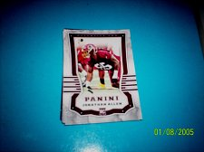 Buy 2017 PANINI FOOTBALL CARD OF ROOKIE JOHATHAN ALLEN REDSKINS #113 free shipping