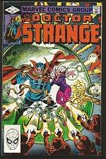 Buy Dr. Strange #54 VF/+ Marvel Comics HIGH GRADE1982
