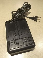 Buy dual Battery Charger = JVC VHS videomovie GR AX60 AX70 AX74 AX75 AX720 AXM220