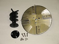 Buy Spinner Kit for Meyer 31000 and Buyers Salt Spreader Auger hub Manual in Ad
