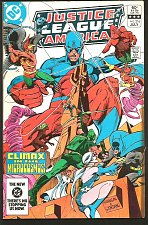Buy Justice League of America #216 DC COMICS 1983 Conway, Heck 1st Print