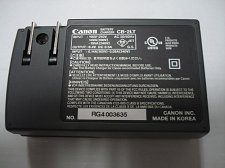 Buy Canon CB 2LT battery power charger adapter - camera G7 G9 S50 S70 S80 EOS XT XTI