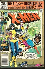 Buy Uncanny X-men #153 Marvel Comics 1981 Fine- or better