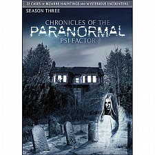 Buy 22 cases - PSI Factor Chronicles Paranormal DVD Season Three 3 third Dan AYKROID