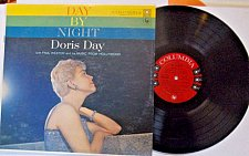 "Buy DORIS DAY,""Day By Night"" (Columbia 6 eye label CL1053) LP"