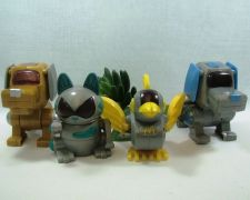 Buy 1SET 4 Style McDonald Collection Robochi Pet about set Rare,free shipping