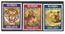 Buy BANGLADESH STAMPS ON TIGERS.MNH SET OF THREE