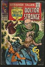 Buy STRANGE TALES #151 VG/Fine- STERANKO wrties&drawsSHIELDMarvelComic'66 DR STRANGE