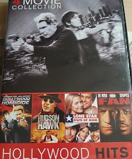 Buy 4movie DVD Hollywood Homicide,Lone Star State of Mind,Jaime KING Ellen BARKIN