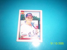 Buy 1991 Topps Traded card of rookie todd taylor team usa #116T mint free ship